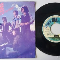 Discos de vinilo: SMOKIE / BABE IT'S UP TO YOU / SINGLE 7 INCH. Lote 195025026