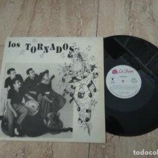 Discos de vinilo: TORNADOS -LP- TORNADOS ROCKABILLY´-1986-. Lote 195025527