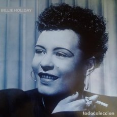 Discos de vinilo: BILLIE HOLIDAY BILLIE HOLIDAY 3XLP . MUSIC FOR TORCHING STAY WITH ME JAZZ BLUES. Lote 195025725