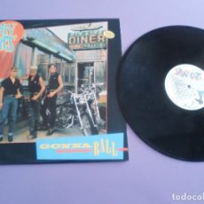 Discos de vinilo: GENIAL LP ORIGINAL. STRAY CATS -GONNA BALL- PORTUGAL AÑO 1981. SELLO ARISTA RECORDS 5204 019. . Lote 195025903