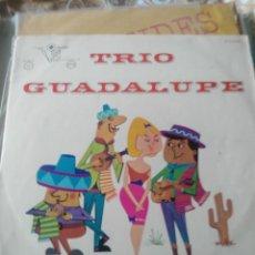 Discos de vinilo: TRIO GUADALUPE. Lote 195027896