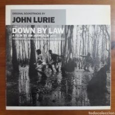 Discos de vinilo: DOWN BY LAW / VARIETY, JOHN LURIE. Lote 195028203