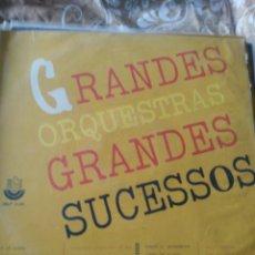 Discos de vinilo: GRANDES S ORQUESTAS. Lote 195028512