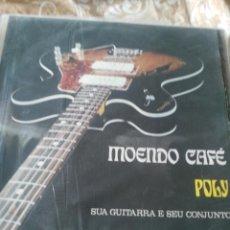 Discos de vinilo: POLY MOENDO CAFE. Lote 195029125