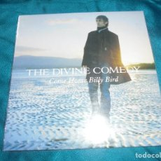Discos de vinilo: THE DIVINE COMEDY. COME HOME BILLY BIRD / ALL THINGS. PARLOPHONE, 2004. IMPECABLE. (#). Lote 195030147