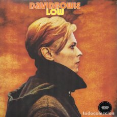 Discos de vinilo: DAVID BOWIE LOW LP . IGGY POP GLAM TONY VISCONTI ENO ROXY MUSIC BERLIN. Lote 195030782