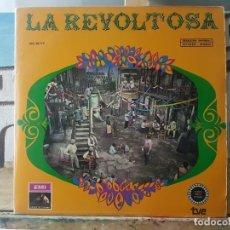Discos de vinilo: ** LA REVOLTOSA (ZARZUELA) - EDICIÓN EXCLUSIVA PARA TVE - LP 1968 (DOBLE PORTADA) - LEER DESCRIPCIÓN. Lote 195033078