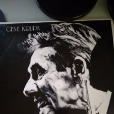 Discos de vinilo: GENE KRUPA AND HIS ORCHESTRA – RARE LIVE PERFORMANCES. Lote 195035406