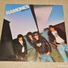 Discos de vinilo: DISCO VINILO LP, RAMONES LEAVE HOME, AÑO 1980.. Lote 195035912