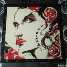 Discos de vinilo: ARCADIA - SO RED THE ROSE (LP, ALBUM). Lote 195037438