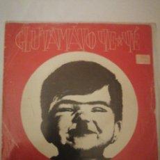 Discos de vinilo: GLUTAMATO YE-YE, SINGLE. Lote 195045691