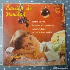 Discos de vinilo: CANCIÓN DE NAVIDAD - CORO DE LAS ESCUELAS AVEMARIANAS. Lote 195045722