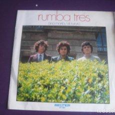 Discos de vinilo: RUMBA TRES SG BELTER 1971 - ANA MARIA / EL TURURU - RUMBA CATALANA POP - CANCION VERANO. Lote 195048548