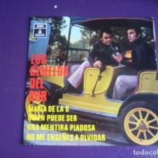 Discos de vinilo: LOS GEMELOS DEL SUR EP EMI 1970 - MARIA DE LA O/ QUIEN PUEDE SER +2 RUMBAS POP - CANCION ESPAÑOLA - . Lote 195048687