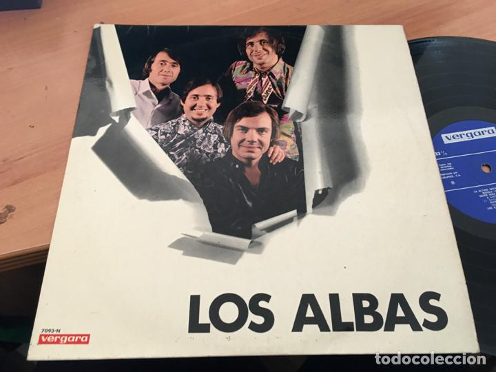 LOS ALBAS (BUGULU) LP ESPAÑA 1969 (B-10) (Música - Discos - LP Vinilo - Grupos Españoles 50 y 60)
