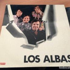 Discos de vinilo: LOS ALBAS (BUGULU) LP ESPAÑA 1969 (B-10). Lote 195049286