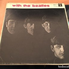 Disques de vinyle: THE BEATLES (WITH THE BEATLES) LP ESPAÑA 1964 (B-10). Lote 195051750