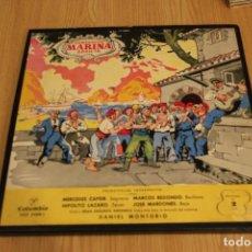 Discos de vinilo: LOTE DE ZARZUELAS. 1 CAJA Y 12 LPS. Lote 195053810