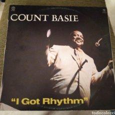 Discos de vinilo: COUNT BASIE - I GOT RHYTHN. Lote 195054846