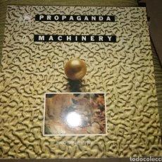 Discos de vinilo: PROPAGANDA - MACHINERY. Lote 195055397