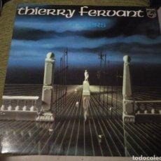 Discos de vinilo: THIERRY FERVANT - UNIVERS. Lote 195055538
