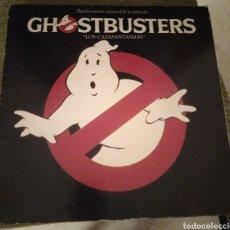 Discos de vinilo: GHOSTBUSTERS. BSO. Lote 195056377