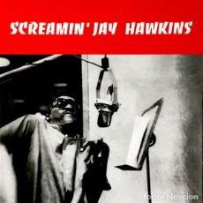 Discos de vinilo: SCREAMIN' JAY HAWKINS SCREAMIN' JAY HAWKINS LP . RHYTHM AND BLUES LITTLE RICHARD. Lote 195057862