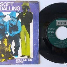 Discos de vinilo: SOFT PEDALLING / IT'S SO NICE / SINGLE 7 INCH. Lote 195059302