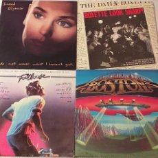 Discos de vinilo: LOTE 8 DISCOS ANTIGUOS LPS VARIADOS ROCK, POP, BANDA SONORA… TODOS EN FOTOS. Lote 195059701