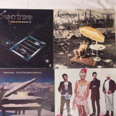 Discos de vinilo: LOTE 8 DISCOS ANTIGUOS LPS VARIADOS ROCK, POP, BANDA SONORA, CLASICA… TODOS EN FOTOS. Lote 195059726