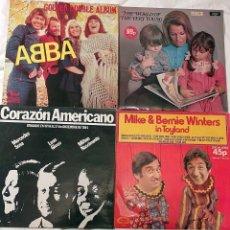 Discos de vinilo: LOTE 14 DISCOS ANTIGUOS LPS VARIADOS ROCK, POP, BANDA SONORA, CLASICA, INFANTIL… TODOS EN FOTOS. Lote 195059733