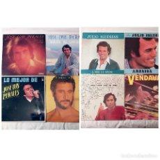 Discos de vinilo: LOTE 9 DISCOS ANTIGUOS LPS VARIADOS MUSICA ESPAÑOLA, ROCK, POP… CON ENCARTES TODOS EN FOTOS. Lote 195060081