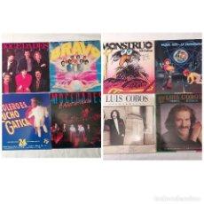 Discos de vinilo: LOTE 12 DISCOS ANTIGUOS LPS VARIADOS MUSICA ESPAÑOLA, POP, CLASICA… CON ENCARTES TODOS EN FOTOS. Lote 195060112