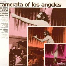 Discos de vinilo: CAMERATA OF LOS ANGELES . Lote 195062478