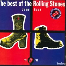 Discos de vinilo: THE BEST OF THE ROLLING STONES . Lote 195062512