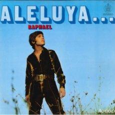 Discos de vinilo: ALELUYA RAFAEL . Lote 195062793