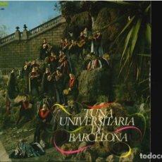 Discos de vinilo: TUNA UNIVERSITARIA DE BARCELONA . Lote 195062827