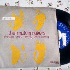 Discos de vinilo: SINGLE ( VINILO) DE THE MATCHMAKERS AÑOS 70. Lote 195063296