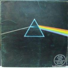 Discos de vinilo: PINK FLOYD // THE DARK SIDE OF THE MOON // 1973 //CONTIENE DOS POSTER Y UNA PEGATINA/(VG VG). LP. Lote 195064110