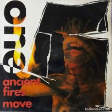 Discos de vinilo: ONE. ANCIENT FIRES. MAXI SINGLE ESPAÑA 3 TEMAS. Lote 195065343