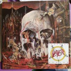 Discos de vinilo: DISCO VINILO SLAYER-SOUTH OF HEAVEN.. Lote 195066178