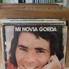 Discos de vinilo: PACO PACO MI NOVIA GORDA / CORRE. Lote 195067551