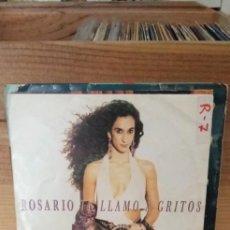 Discos de vinilo: ROSARIO FLORES LLAMO A GRITOS. Lote 195069512