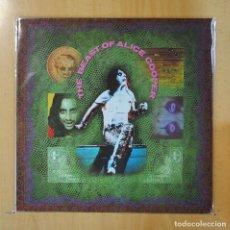 Discos de vinilo: ALICE COOPER - THE BEAST OF ALICE COOPER - LP. Lote 195070501