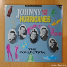 Discos de vinilo: JOHNNY AND THE HURRICANES - THE COLLECTION - GATEFOLD - 2 LP. Lote 195070631