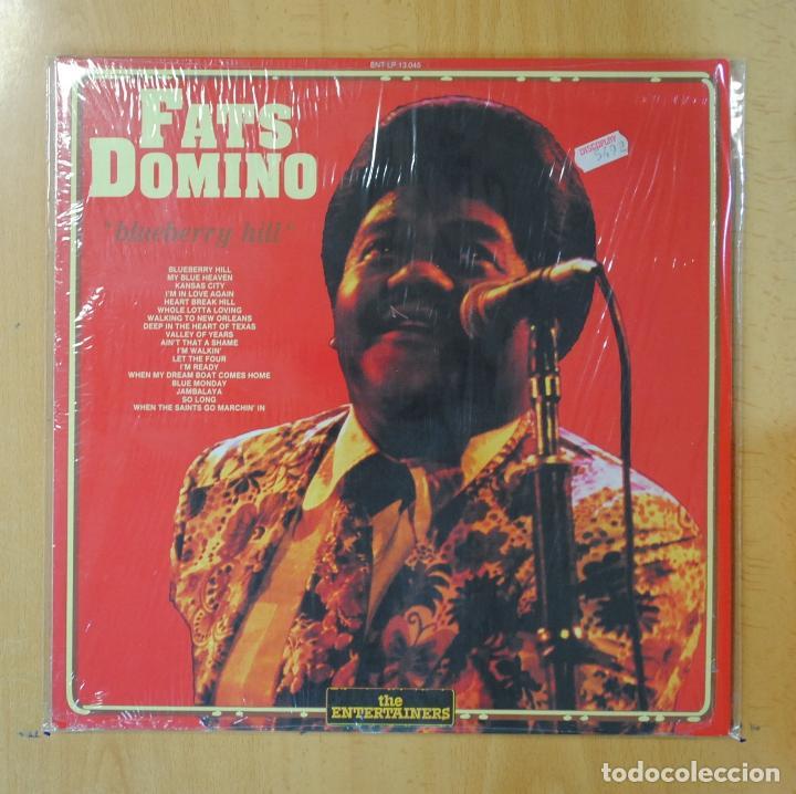 FATS DOMINO - BLUEBERRY HILL - LP (Música - Discos - LP Vinilo - Rock & Roll)