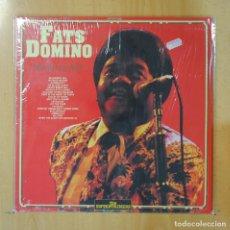 Discos de vinilo: FATS DOMINO - BLUEBERRY HILL - LP. Lote 195070635