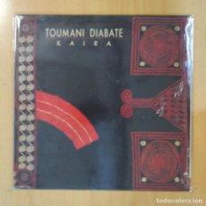 Discos de vinilo: TOUMANI DIABATE - KAIRA - LP. Lote 195070975