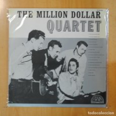 Discos de vinilo: ELVIS PRESLEY / VARIOS - THE MILLION DOLLAR QUARTET - LP. Lote 195071293