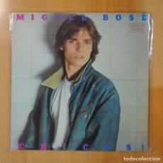 Discos de vinilo: MIGUEL BOSE - CHICAS! - LP. Lote 195071477